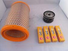 Renault Megane 1.6 8v Petrol Service Kit Oil + Air Filter Spark Plugs 1996-1999