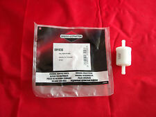 GENUINE 691035 493629 BRIGGS & STRATTON ENGINE FUEL FILTER cub cadet etc