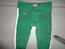 Green NWT Nike Stock Speed Football Pants  Adult L Free US SHIPPING NICE