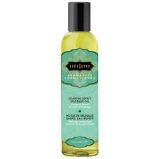 Kama Sutra Aromatic Massage Oil-Soaring Spirit 8oz