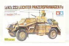 Tamiya 1/35 Maßstab WW2 Deutsche Sd.Kfz.223 mit Foto Geätzt Teil