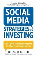 Social Media Strategies For Investing: How Twitter and Crowdsourcing Tools Can