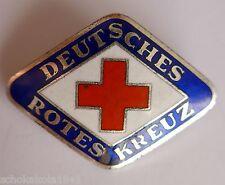 Anstecknadel --Deutsches Rotes Kreuz-- emailliert