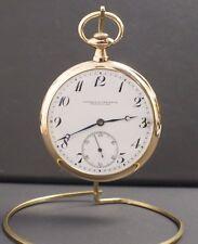 Vintage Vacheron & Constantin Geneve-Suisse 18 K Yellow Gold Pocket Watch