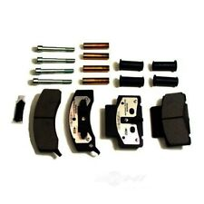 Disc Brake Pad Set-Rear Drum Front Autopartsource MF459K1