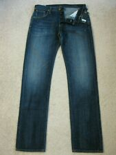 Citizens Of Humanity CORE NON-SELVAGE Slim Leg Jeans DALTON $218 SZ 32 (32 X 34)