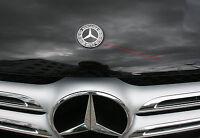 orig Mercedes Benz Emblem Stern Abdeckung Kappe schwarz G GL GLE GLC GLS W242