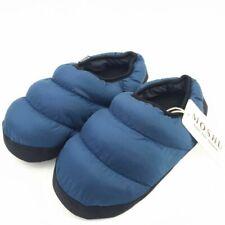Winter Home Indoor Slippers Short Plush Flip Flop Slides Rubber Outsole Footwear
