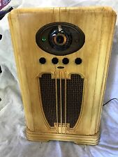 Antique Air Castle Tube Console Radio 1936~1938