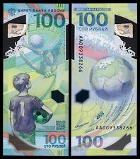 Rusia - Russia 100 Rubles 2018 Pick 280  SC = UNC