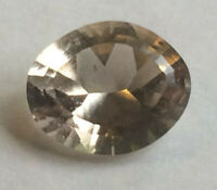 Topaz Pink Beautiful Large Stone 5.2ct  - Very Good Cut  Earth Mined  Natural