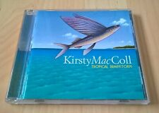 KIRSTY MACCOLL - TROPICAL BRAINSTORM - CD (EX. cond.)