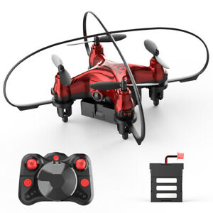 Holy Stone HS410 Mini RC Pocket Drone 2.4Ghz Altitude Hold Headless Quadcopter