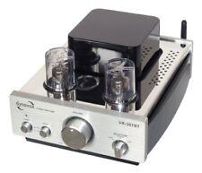 Amplis et préamplis avec RCA stéréo droite/gauche avec fiches de câbles bruts pour enceintes