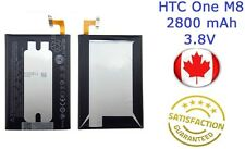 Brand New Replacement Battery for HTC ONE M8 2800 mAh