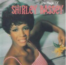 Shirley Bassey - The magic of Shirley Bassey - CD -