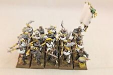 Warhammer Empire Spearmen Well Painted