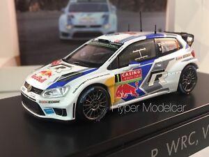 Spark  1/43 Volkswagen Polo R WRC #1 Winner Monte Carlo 2014 Art.6C0.099.300.084