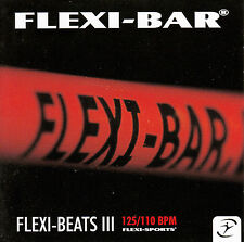 CD: Flexi Beats III - 125 + 110 BPM-Move-Ya-Flexi Bar-Fitness-Entraînement, etc.