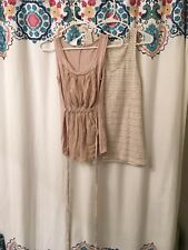 Two J.crew Blouses Size Xs And S