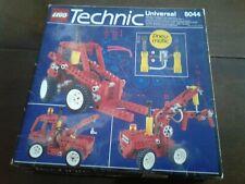 LEGO Vintage 1989 Technic Universal 8044 Pneumatic Powered New Set