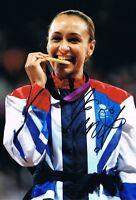 Signed Jessica Ennis-Hill 2012 London Olympics Athletics Photo
