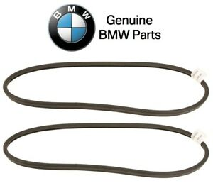 For BMW E30 318i 318is 325 325i 325iX Taillight Gasket-Body to Taillight Genuine