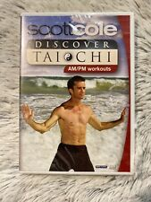 Scott Cole: Discover Tai Chi AM/PM Workouts New  Rip In Seal
