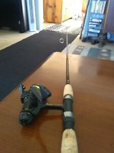 Browning ultralight spinning combo-NEW