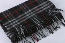 Burberry 100% Lambswool Scarves for Men