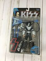 MCFARLANE TOYS ULTRA-ACTION FIGURES KISS SERIES ACE FREHLEY 1997 BUILD BANNER K4