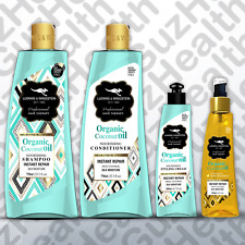 Ludwig & Wiggstein COCONUT COMBO - Shampoo, Conditioner, Treatment and Styling