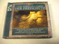 CARL MARIA VON WEBER Der Freischutz 2CD