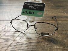 foster grant reading glasses Hyperflexx HF20 +1.50 Flexible Nose Bridge