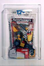 Transformers Cybertron R.I.D. Landmine AFA U90 NM+/MN C90 B90 F95 Hasbro 2005