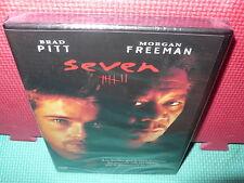 SEVEN - BRAD PITT - FREEMAN -  NUEVA
