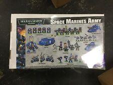 Warhammer 40k 3rd Ediition Space Marines Army (Sealed, OOP)