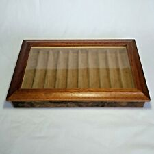 Visconti | 10 Pen Wooden Display Case | Made in Italy