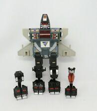 Vintage 1985 Bandai Gobots Renegade 9713 Figure Robot Transformer Toy