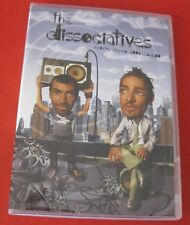 1 X DVD  - THE DISSOCIATIVES - SYDNEY CIRCA 2004 SLASH -  PAL