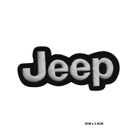 Jeep Motor Car Racing Brand Embroidered Iron On Sew On Patch Badge For Clothes