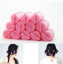 12X Magic Sponge Foam Cushion Hair Styling Rollers Curlers Twist Tool Salon TK