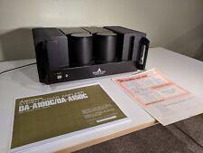 Mitsubishi DA-A10DC stereo 100w vintage audio amplifier