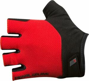 PEARL iZUMi Men's Bicycle Cycle Bike Attack Gloves Torch Red