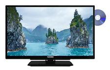 Telefunken XF22G101D Fernseher mit DVD-Player 22 Zoll Full HD TV Triple-Tuner
