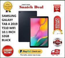 SAMSUNG GALAXY TAB A 2019 T510 WIFI 10.1 INCH 32GB BLACK BRAND NEW SEALED