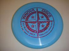 Frisbee Disc Golf Innova First Run Star Aviar3 Putter/Approach 170g Blue Swirl