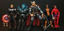 Marvel Legends Terrax Series 5 FIGURE LOT 2012 STEVE ROGER-GHOSTRIDER-THOR +