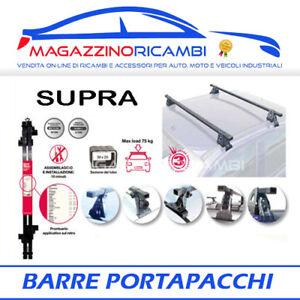 BARRE PORTATUTTO PORTAPACCHI OPEL MERIVA II 5p. 06/2010 in poi SUPRA 92 - 236926