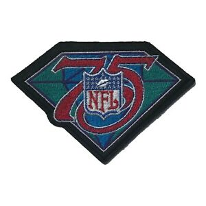 1994 NFL 75TH ANNIVERSARY FOOTBALL VINTAGE JERSEY SLEEVE PATCH RARE
